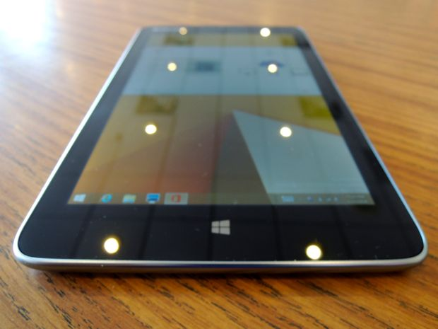 Lenovo Miix 2 8 Windows 8 Tablet portrait