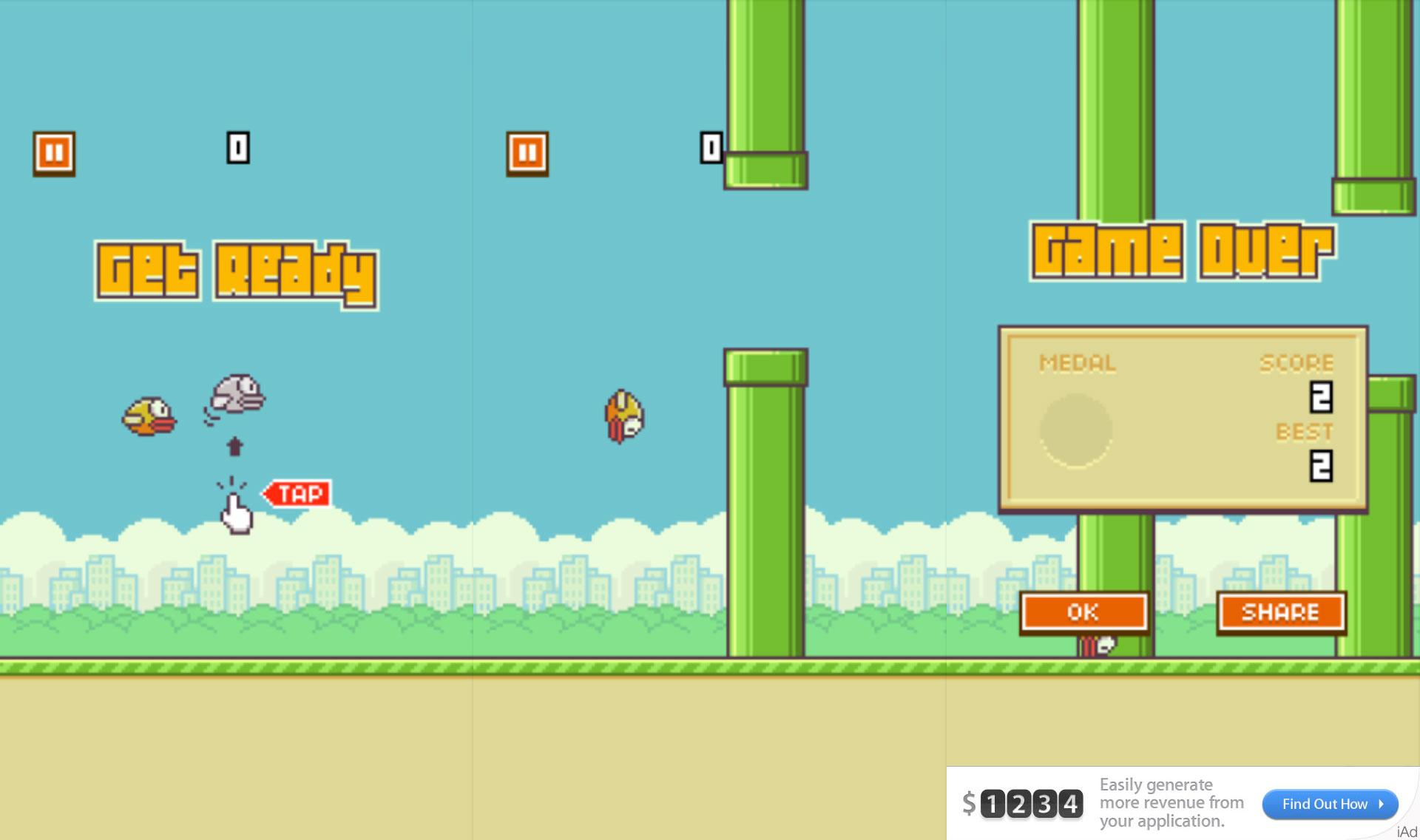 flappy bird g