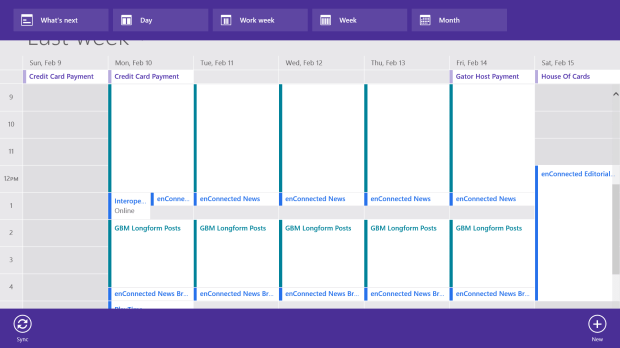 How to Add An Event to the Calendar in Windows 8 (4)