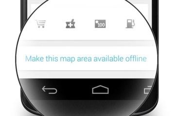 Map-offline