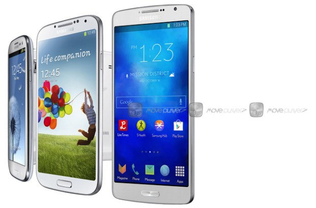 This Galaxy S5 render compares Galaxy S5 rumors to older Galaxy S models.