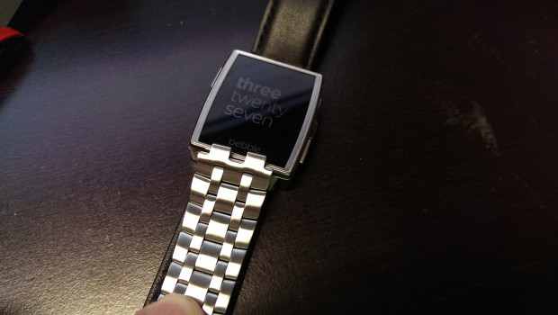 pebble steel bands