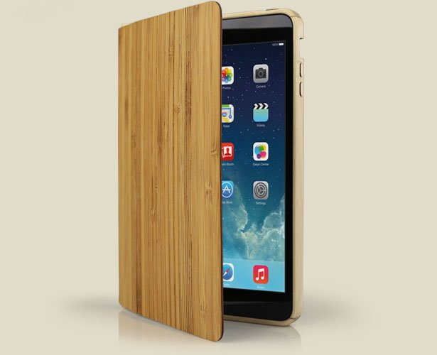 wood smart case