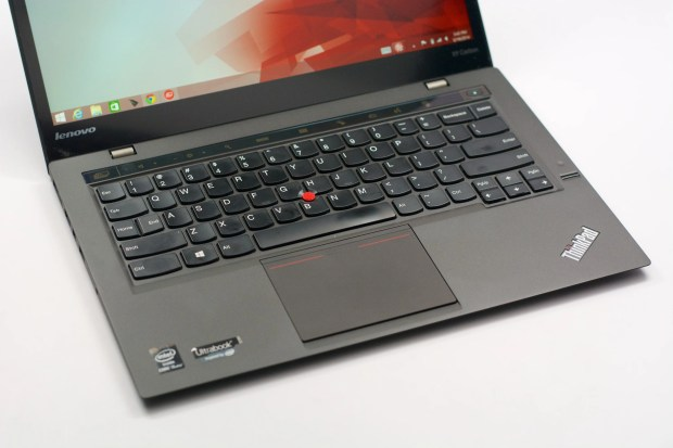 New ThinkPad X1 Carbon 2014 Review -  3