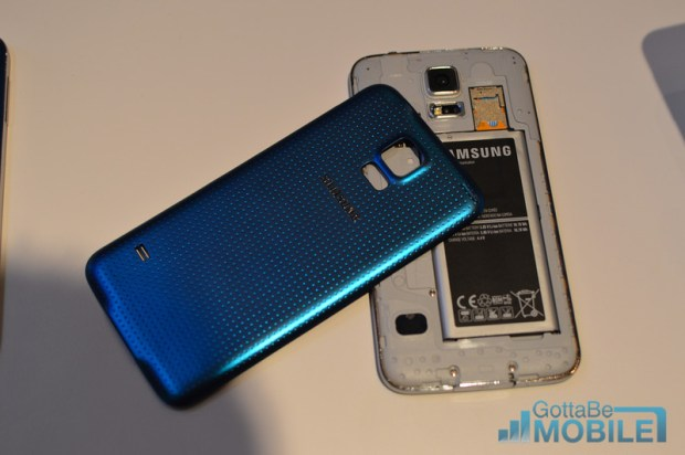 The Galaxy S5 goes on sale April 11th in the U.S.