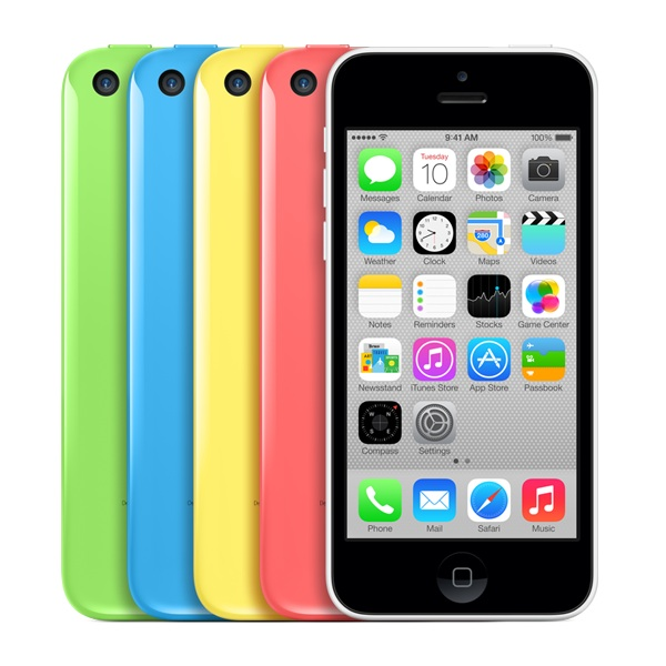 The iPhone 6 could come with multiple colors like the iPhone 5c.