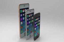 iPhone 6 Concept Sizes