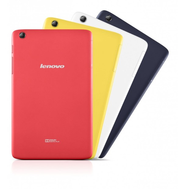 Lenovo A8-colors