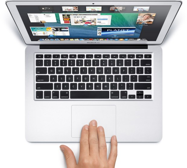 There is not much room for Apple to trim down the size of the 11.6-inch MacBook Air.