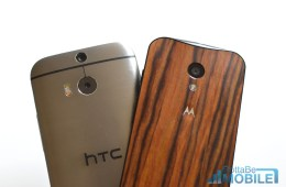 One M8 vs Moto X -3