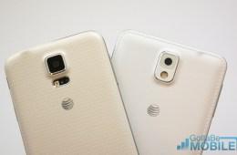 Samsung Galaxy S5 vs Galaxy Note 3 -  Cameras