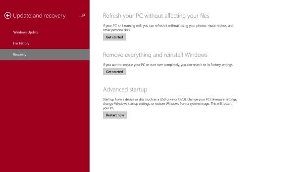 How to Fix Error Code 0x8020002e on Windows 8 (6)