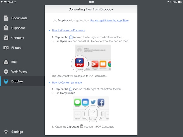 ipad writing app 2014