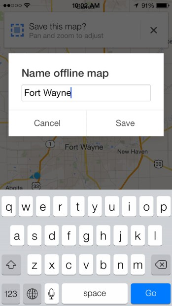 how to use google translate offline iphone