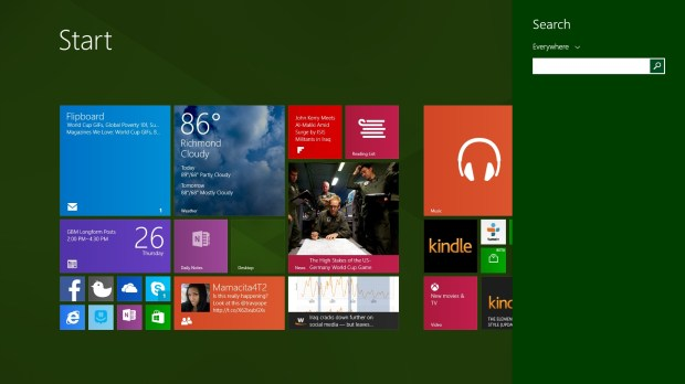 Guide to the Windows 8 Start Screen With a Mouse and Keyboard (7)