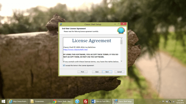 Turn Off the Start Screen & Get the Start Menu Back in Windows 8 (10)