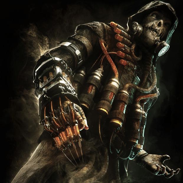 Scarecrow in Batman: Arkham Knight