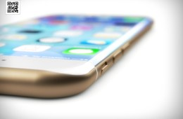 Apple will reportedly use Sapphire on the iPhone 6 displays and the iWatch. Concept - Martin Hajek.