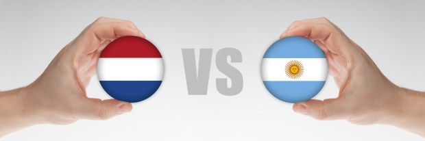 Watch Netherlands vs Argentina live from almost any device for free.