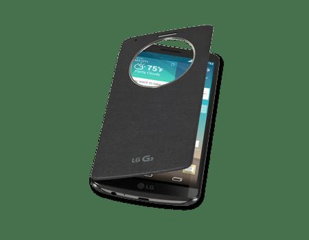 LG G3 QuickCircle Case