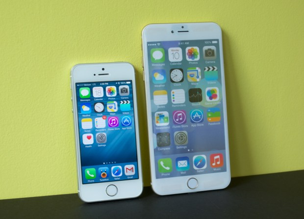 iphone 5 vs 5s size comparison