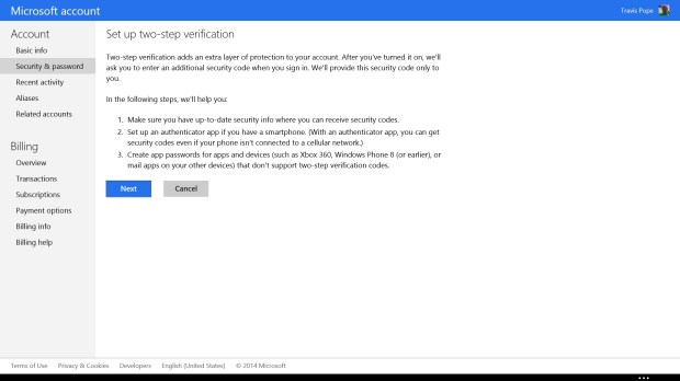 How to Secure Your Xbox Live Account (10)