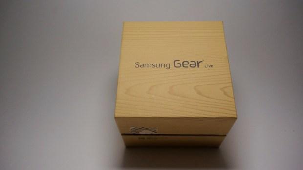 samsung gear live packaging