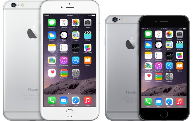 Buy this iPhone 6 and this iPhone 6 Plus model.