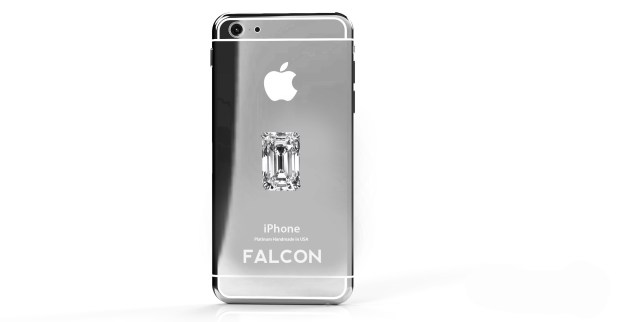 Sometimes restrained elegance is what you want on your iPhone 6.