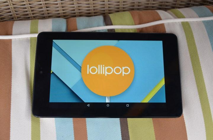 Nexus-7-Lollipop