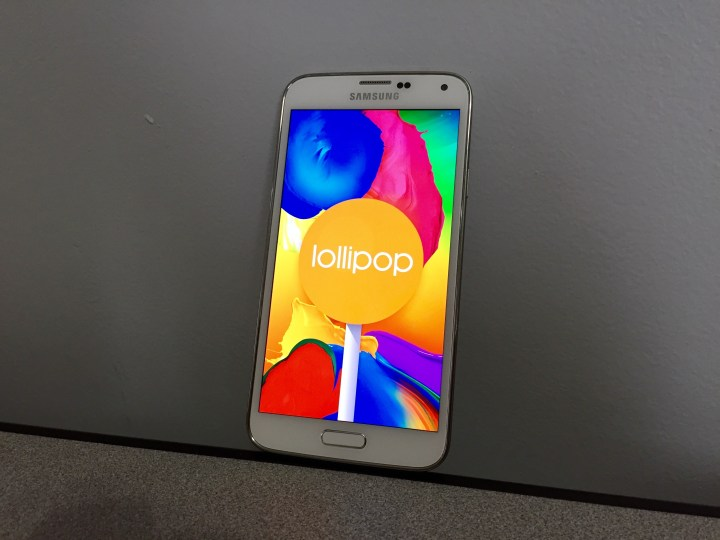 Read our early Galaxy S5 Lollipop review to figure out if you should install this update.
