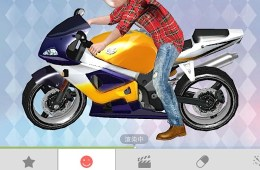 Chinese My Idol Selfie 3D Model App - 7
