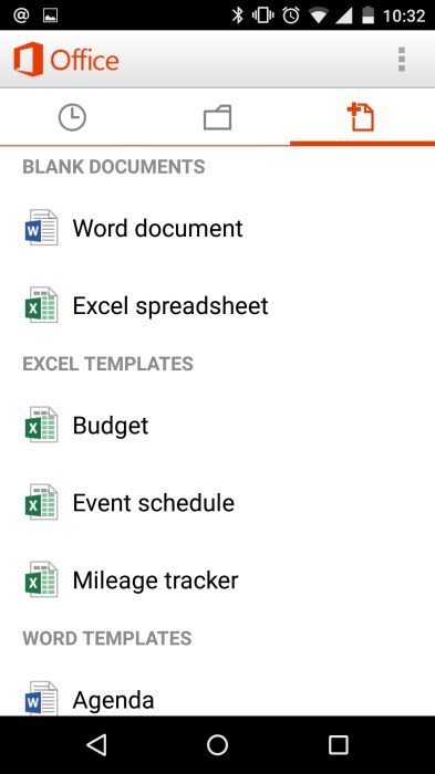 How to Use Microsoft Office Mobile on Android (1)