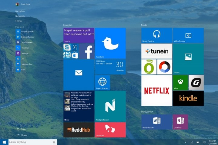 Windows 10 10074 (6)