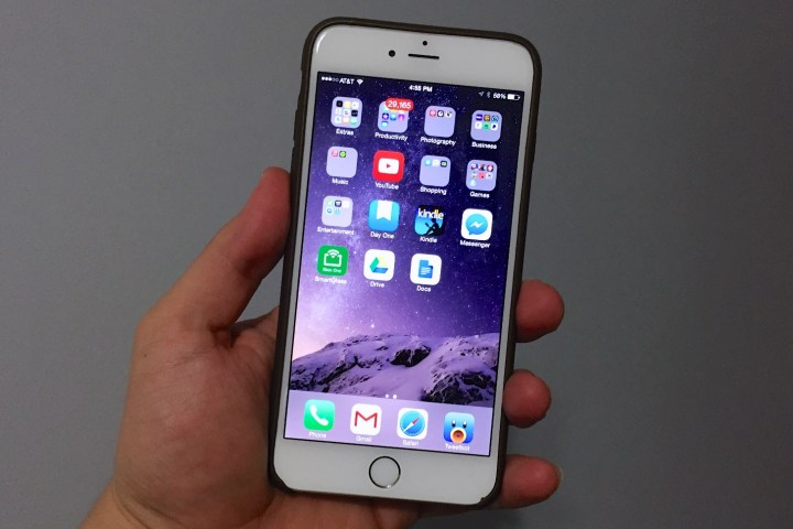 Save with iPhone 6 Plus deals at Walmart and Target.