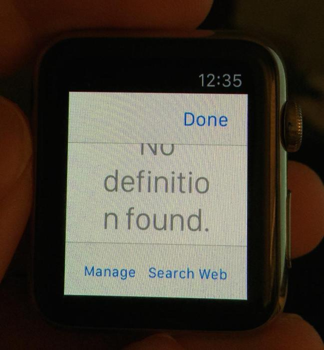 A native web browser has been hacked onto the Apple Watch for the first time.