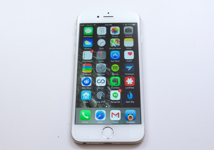 Save on an iPhone 6 deal in May 2015.