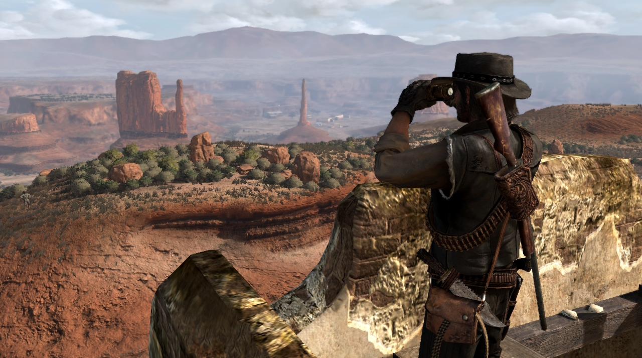 Rockstar is teasing a new Red Dead