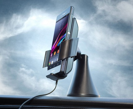 tylt vu qi wireless car dock