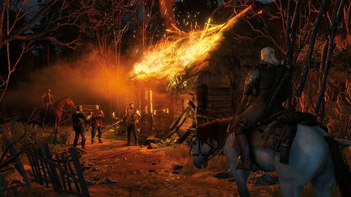 Score 10% off The Witcher 3 digitally.