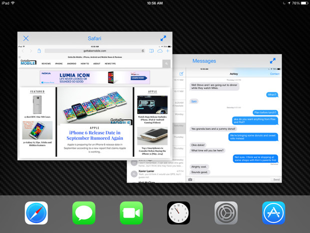 Jailbreak app OS Experience delivers a similar split-screen experience to current iPad users.