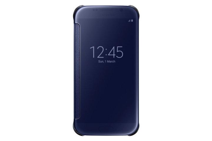 Samsung Galaxy S6 Clear View Case