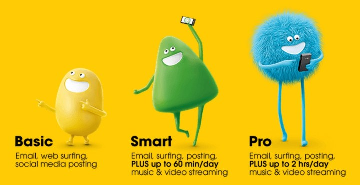 Pick the Cricket Wireless plan that fits you.