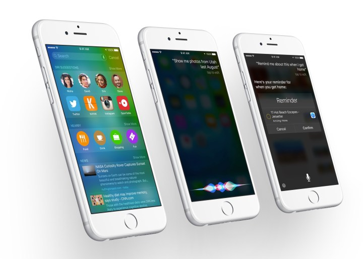 Check out the new iOS 9 features you'll love.