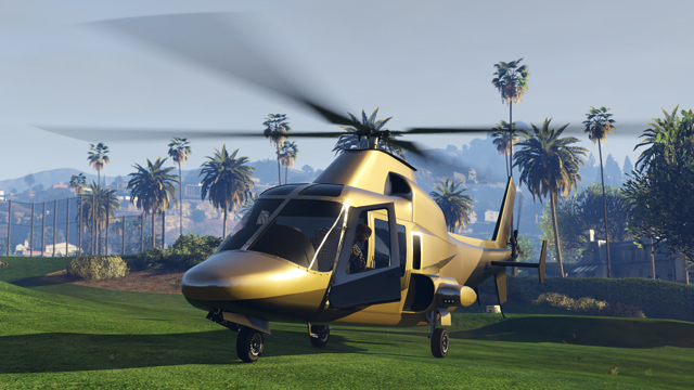gta 5 chopper