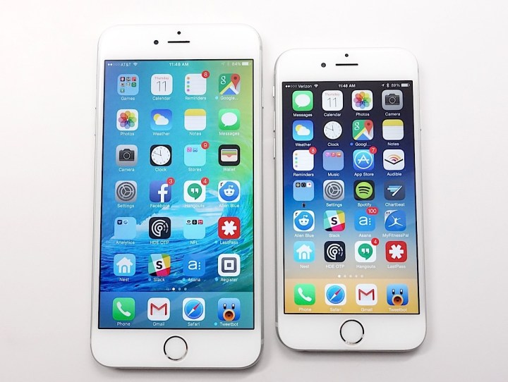 iOS 9 vs iOS 8 Walkthrough - Home Screen