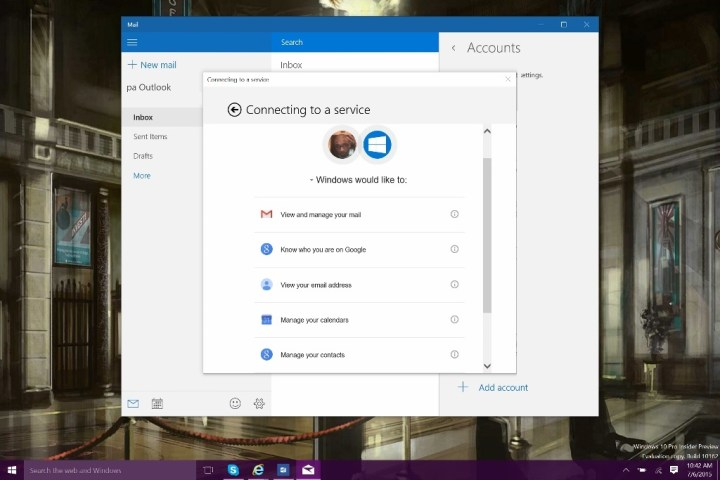 How to Add Emal Accounts to Windows 10 (8)