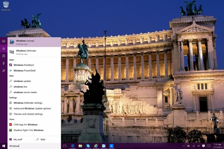 How to Search in Windows 10 (6)