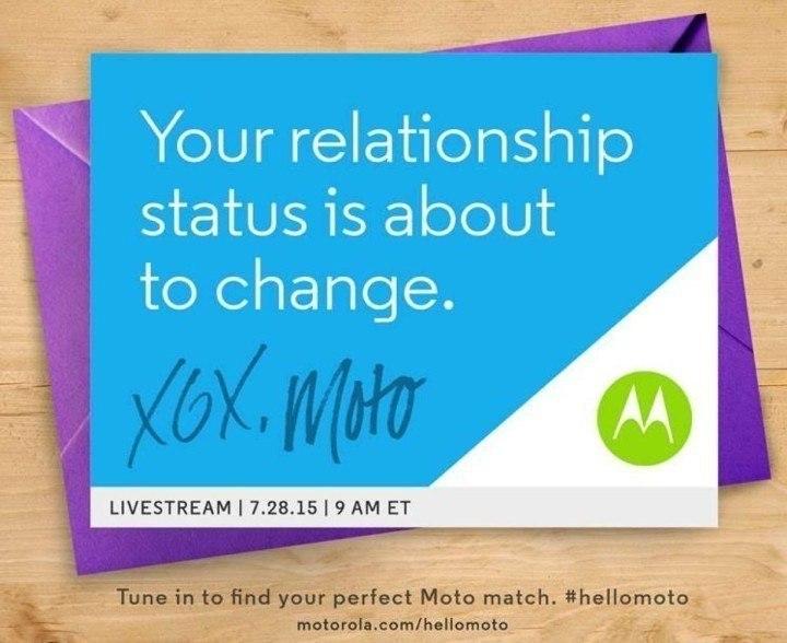 Moto-announcement