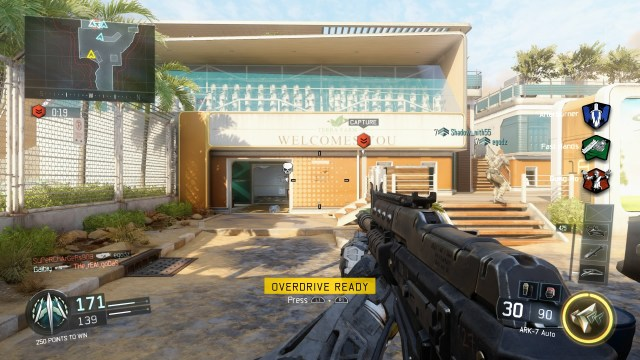 Expect some Call of Duty: Black Ops 3 beta networking problems.